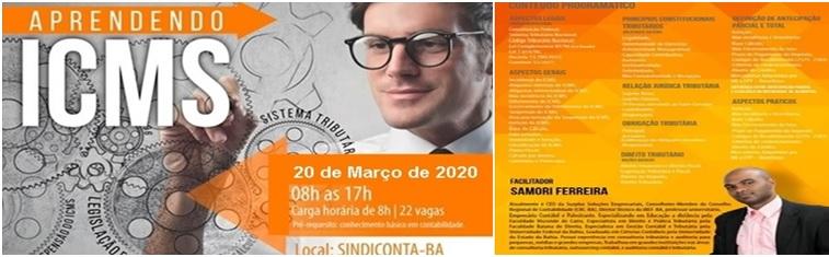 CURSO APRENDENDO ICMS 2.0